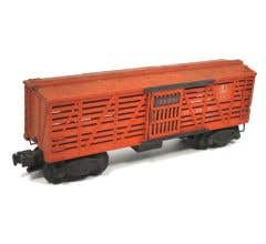Lionel #3656ARM Used Cattle Car With ARMOUR DECAL