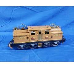 Lionel #LIO408E Original 408E Standard Gauge 0-4-4-0 Electric Locomotive