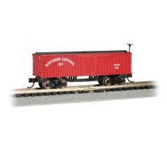 Bachmann #15653 Old Time Box Car - Northern Central