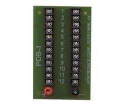 Microtronics #PDB-1 12 Position Prewired Power Distribution Block