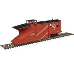 Atlas #50004532 Russell Snow Plow - Canadian National #55501