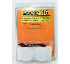Labelle #00115  Additional Cleaning Applicators For LABELLE 105 Track Conditioner