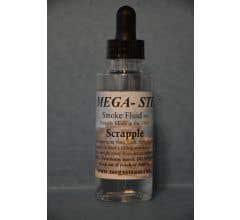 Mega-Steam Smoke Fluid Scrapple 2oz bottle