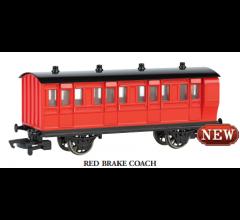Bachmann #97006  THOMAS & FRIENDS - RED BRAKE COACH