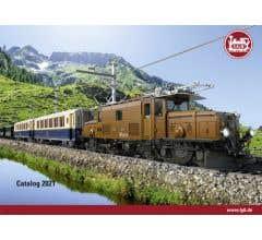 LGB #LGB2021 Barcode #18488 2021 LGB Full Line Catalog