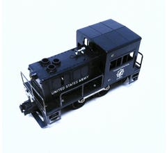 Lionel #41a United States Army Switcher