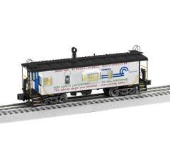Lionel #2126250 Conrail Bay Window Caboose