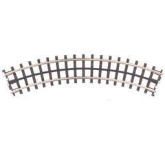 MTH 45-1002 Scaletrax 031 Curved Track Section