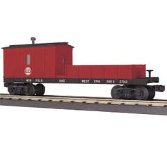 MTH 30-79464 Crane Tender Car - Norfolk & Western