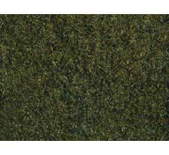 "Walthers #949-1225 Tear & Plant Meadow Grass - Dark Green - Measures 7-7/8 x 9"" 20 x 23cm"