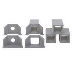 Walthers #933-4558 Concrete Culverts Kit