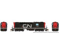 Rapido #32550 RSC-14: w/DCC/Sound - Canadian National - Noodle #1752