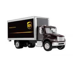 Daron #GWUPS001 UPS Box Truck 1/50