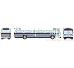 Rapido #753032 New Look Bus Deluxe - Kansas City #640