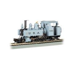 Bachmann #29503 USA #5153 2-6-2T Baldwin Class 10 Trench Loco w/DCC/Sound
