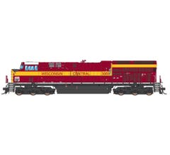 Intermountain #497113S GE Evolution Series Tier 4 Loco With DCC & Sound - Canadian National Heritage- Wisconsin Central
