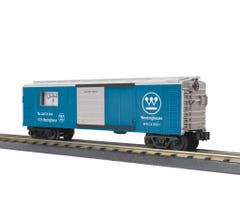 MTH #30-71062 Box Car w/Power Meter - Westinghouse