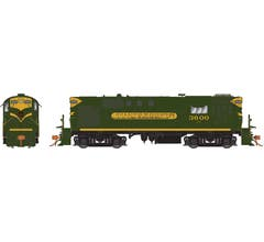 Rapido #31565 RS-11 w/DCC/Sound: Duluth, Winnipeg & Pacific - Delivery: #3600