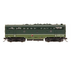 Intermountain #69733DS EMD F7B Locomotive w/DCC & Sound - Northern Pacific - Loewy