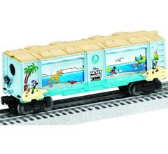 Lionel #6-82914 Disney Aquarium Car