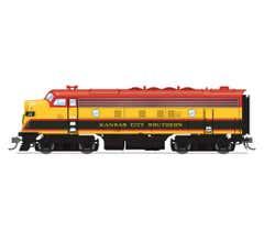 Broadway Limited #6686 EMD F7A KCS 33A Passenger Belle Scheme Paragon4 Sound/DC/DCC