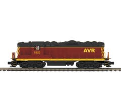 MTH #20-21517-1 GP-9 Diesel Engine With Proto-Sound 3.0 - Allegheny Valley Railroad Cab No. 1803