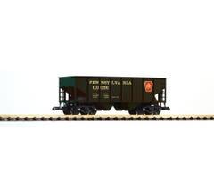 Piko #38821 PRR Rib-Side Hopper Brunswick