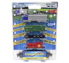 Bachmann #00957 Rail Champ Freight Set (Battery Operated)