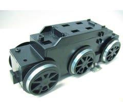 PIKO 36107 0-6-0T Ball Bearing Motor Block-Black
