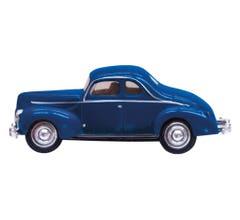 Woodland Scenics #JP5618 Just Plug Blue Coupe