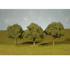 """Bachmann #32213 4"""" - 5"""" Oak Trees"""