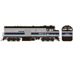 "Rapido #81505 Amtrak ""Cabbage"" NPCU DC/DCC/Sound – Phase IV Scheme #90229"
