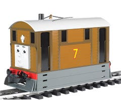 Bachmann #91405 Toby the Tram Engine - with moving eyes