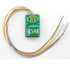 TCS #1485 KAM4 - 4 function hardwire decoder with a built in Keep-Alive