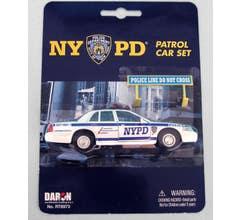 Daron #RT8973 NYPD Police Car 1/43
