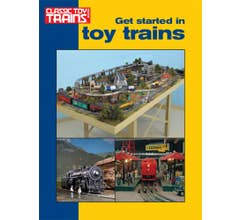 Kalmbach #108360 Getting Started in Toy Trains