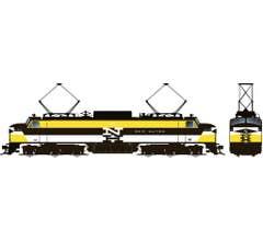 Rapido #84515 EP-5 Electric Locomotive w/DC/DCC/Sound New Haven – Experimental Yellow #372