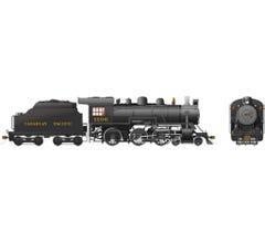 Rapido #602509 CPR D10h Locomotive w/DCC/Sound - Canadian Pacific #1106