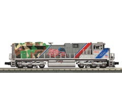 MTH #30-20806-1 SD70ACe Imperial Diesel - Union Pacific