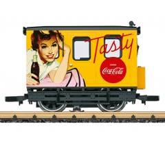 LGB #20064 Coca-Cola Crew Car