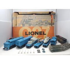 Lionel #LIO1633 Used 1633 United States Navy Diesel Freight Set