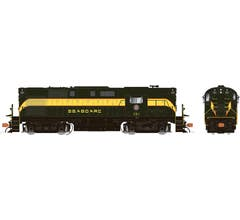 Rapido #31586 RS-11 w/DCC/Sound: Seaboard Air Line - Delivery: #101