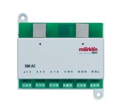 Marklin/LGB #60881 S88 AC Decoder