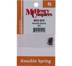 McHenry Coupler #5010 Knuckle Spring (12 pair)