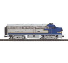 MTH #20-20691-1 Santa Fe FA-2 A Unit Diesel Engine w/Proto-Sound 3.0 (Hi-Rail Wheels)