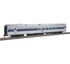 Walthers #910-30163 85' Budd Diner - Amtrak Phase IV
