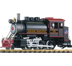 Piko #38206 Union Pacific 2-6-0T Saddle Tank Steam Locomotive #131 With Smoke & Sound