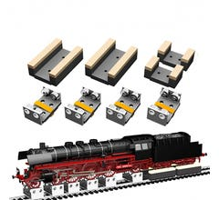Williams #39031 Rollers and Drive Wheel Cleaners (O Scale 3-Rail)