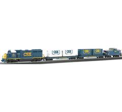 Bachmann #00734 Coastliner Train Set
