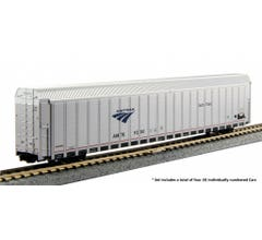 Kato #106-5506 Autorack Amtrak Auto Train 4-Car Set #4